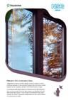Pilkington Anti-condensation Glass, Scheda Tecnica