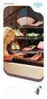 Pilkington<strong> OptiView™</strong> - Le soluzioni migliori per valorizzare i prodotti e le opere esposte