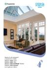 Gamma di vetri autopulenti, Linee guida per l'utilizzo