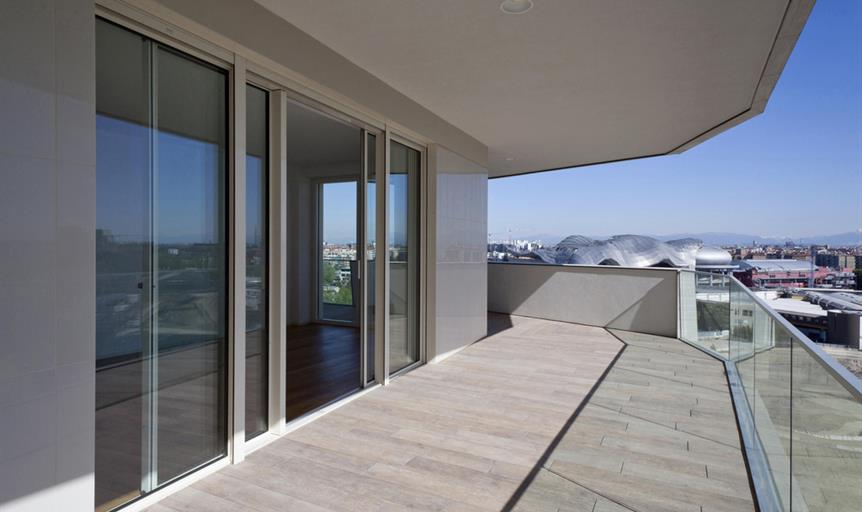 Citylife residenze libeskind for Prezzi city life milano