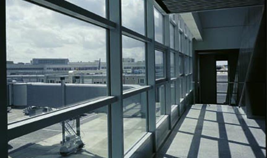 Flughafen D 252 Sseldorf Terminal B